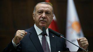 TC Cumhurbaşkanı Recep Tayyip Erdoğan