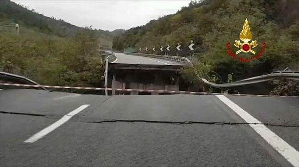 Soffrono le autostrade del nord-ovest, troppi ponti fuori uso