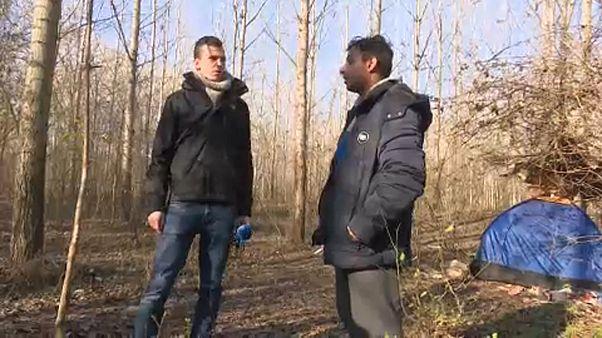 Egyre több menekült érkezik Szerbiába - helyszíni riport Magyarkanizsáról