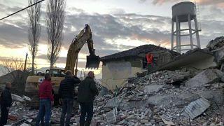 Erdbeben: Schwere Schäden in Durrës