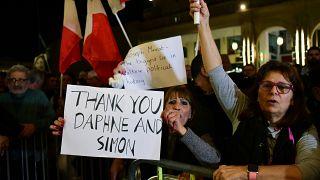 El asesinato de Daphne Caruana acaba con el jefe de gabinete y dos ministros de Malta