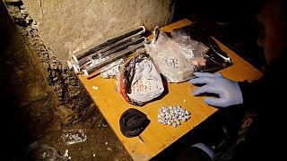 Türkiye'de yakalanan uyuşturucu maddeler