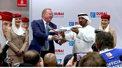 Dubai Air Show: Sky's no longer the limit as UAE reaches for the stars