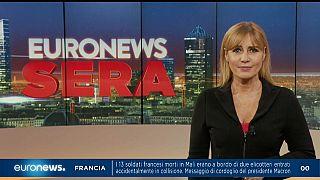 Euronews Sera   TG europeo, edizione di martedì 26 novembre 2019