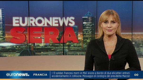 Euronews Sera | TG europeo, edizione di martedì 26 novembre 2019