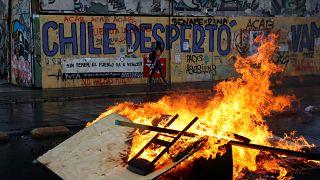 Santiago, Chile, el 30 de octubre de 2019.