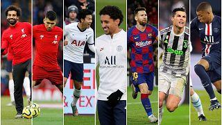 Araştırma: Dünya'nın en iyi 20 futbolcusunun doğaya maliyeti yılda 505 ton karbondioksit