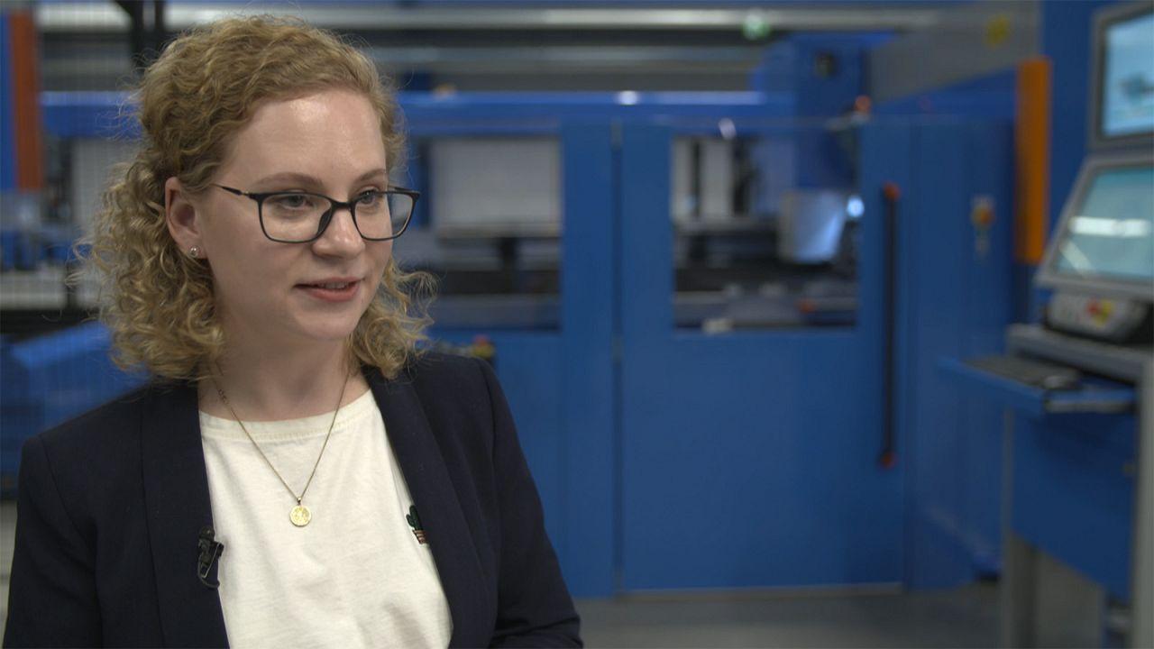 How 3D models aid machinery training