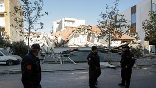 Cleanup operation underway after Albania experiences five earthquakes in two days