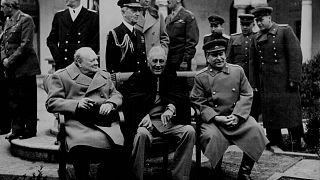 Η κατάσκοπος που έσωσε τον Στάλιν, τον Τσώρτσιλ και τον Ρούζβελτ
