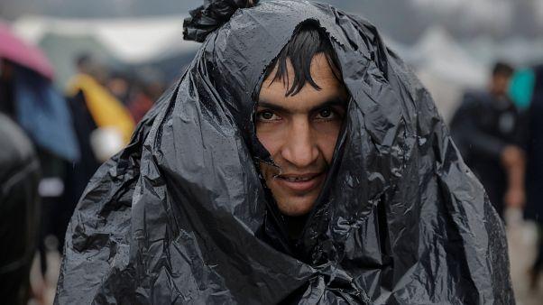 A dura realidade dos migrantes na Sérvia