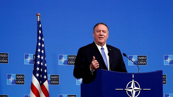"""ABD Dışişleri Bakanı Pompeo, Türkiye'nin Rus silah sistemleriyle ilgili eylemleri """"endişe verici"""""""