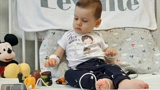 Zente után Levente is megkapta az életmentő SMA-kezelést