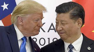 La guerra comercial entre China y EE.UU. amenaza el comercio mundial