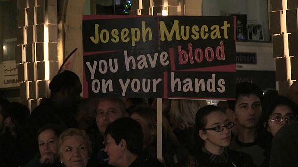 El asesinato de Daphne Caruana provoca la dimisión de tres miembros del gobierno maltés