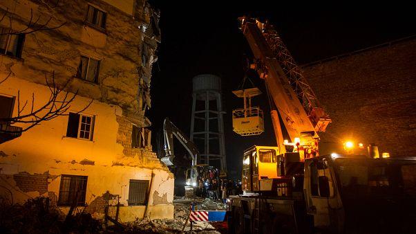 Albania: sale ad almeno 47 vittime il bilancio del sisma