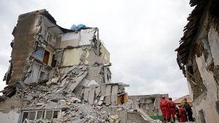 Σεισμός στην Αλβανία: Στους 29 οι νεκροί - Μάχη με τον χρόνο για τους διασώστες