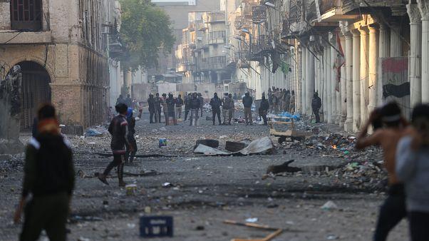 Bağdat'ta meydana gelen patlamalarda 6 kişi öldü, 11 kişi yaralandı