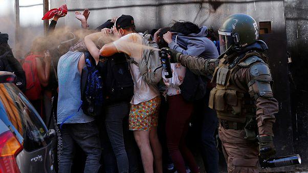 Le Chili s'enlise dans la violence