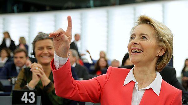 Avrupa Parlamentosu yeni Avrupa Komisyonu'nu onayladı: Komiserler 1 Aralık'ta göreve başlıyor