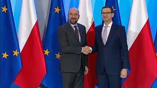 Problémamentesebb együttműködésre számít az EU-val a lengyel kormányfő