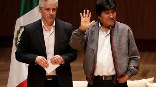 Evo Morales insiste en que fue víctima de un golpe de la derecha