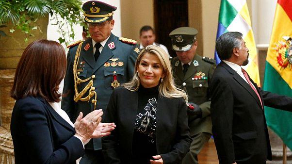 انتصاب اولین سفیر بولیوی در آمریکا پس از ۱۱ سال توسط رئیسجمهور موقت راستگرا