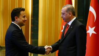 Cumhurbaşkanı Erdoğan ve Ali Babacan