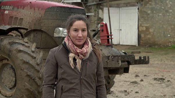 A jövőjük miatt aggódnak a francia gazdák