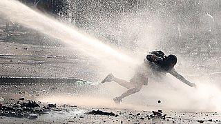 Χιλή: Διεθνείς αντιδράσεις για τη χρήση βίας εναντίον διαδηλωτών