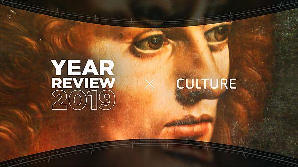 Repaso a lo más importante de 2019 en el mundo de la cultura de Europa
