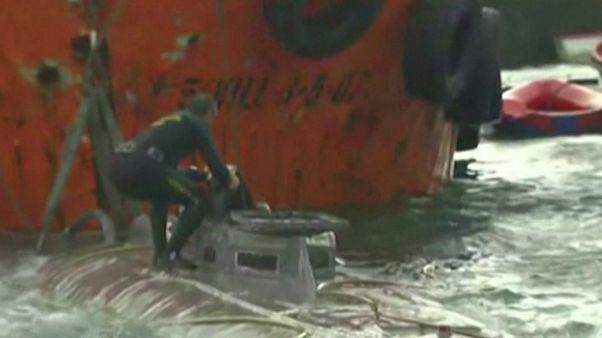 توقیف یک زیردریایی در اسپانیا با ۳۵۰۰ کیلوگرم کوکائین
