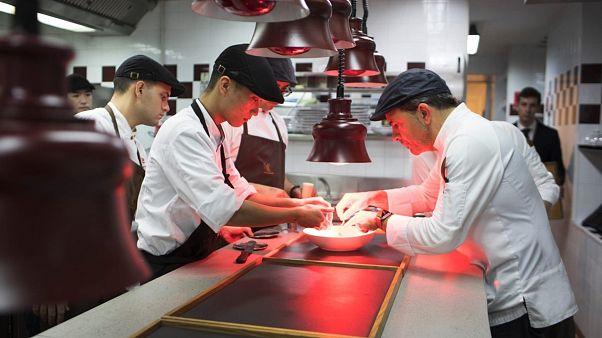 """Jesús Sánchez: """"Mi restaurante seguirá siendo el tres estrellas Michelín más barato del mundo"""""""