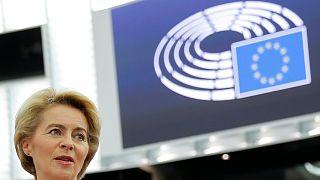 Εγκρίθηκε από την Ευρωβουλή η σύνθεση της νέας Κομισιόν υπό την Ούρσουλα φον ντερ Λάιεν