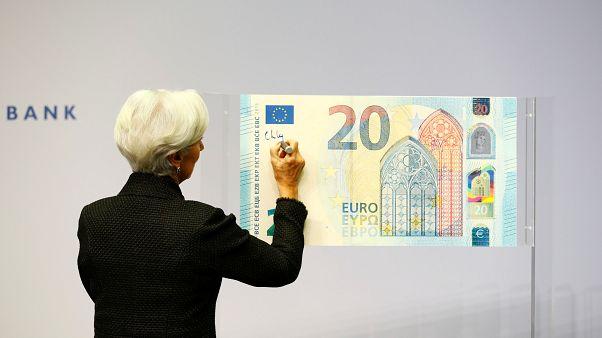 Το ευρώ της Κριστίν Λαγκάρντ