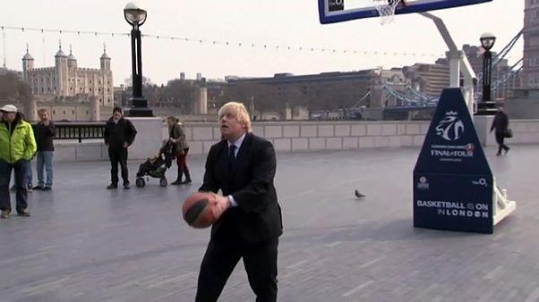 Борис Джонсон - британский баловень судьбы