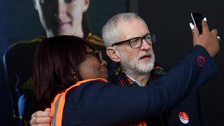 Jeremy Corbyn, el líder incómodo del ala izquierda del laborismo