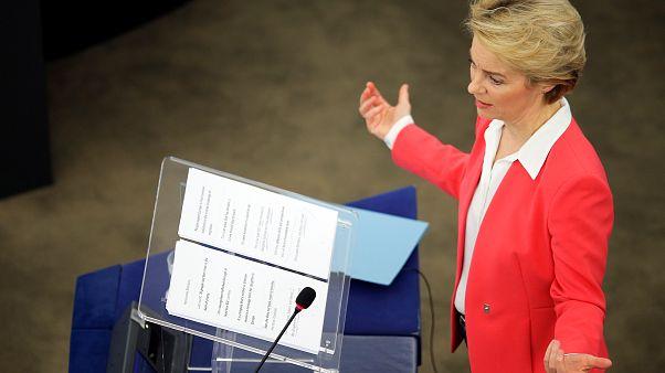 Ursula conta com Elisa para ajudar a economia europeia a crescer