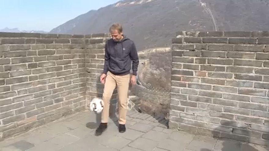 Klinsmann é o novo técnico do Hertha Berlin