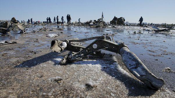 Авиакатастрофа под Ростовом-на-Дону: пилот впал в ступор