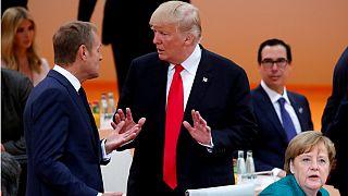 رئیس شورای اتحادیه اروپا: ترامپ احتمالا بزرگترین چالش اروپاست