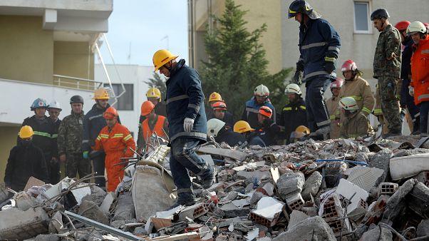 Terremoto Albania, gli aiuti per gli sfollati
