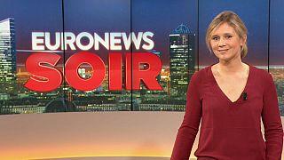 Euronews Soir : l'actualité du mercredi 27 novembre 2019