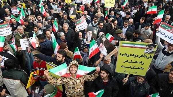 """هيومن رايتس ووتش: إيران """"تتعمد"""" التستر على عدد قتلى وموقوفي الاحتجاجات"""