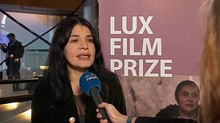 'We must denounce patriarchy in Europe,' director tells Euronews after winning EU film award