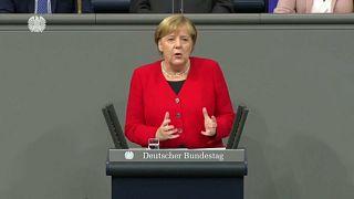 Merkel egységes EU-s Kína-politikát sürget