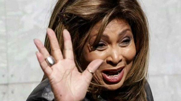 A 80 éves Tina Turnert köszöntötték