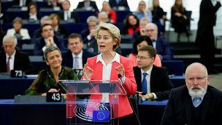 Ursula von der Leyen: Die NATO ist ein sehr lebendiges Bündnis