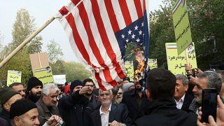 إيران تقول إنها أوقفت 8 أشخاص مرتبطين بالاستخبارات المركزية الأميركية