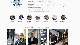 Hakenkreuze auf Instagram: Bundeswehr entschuldigt sich